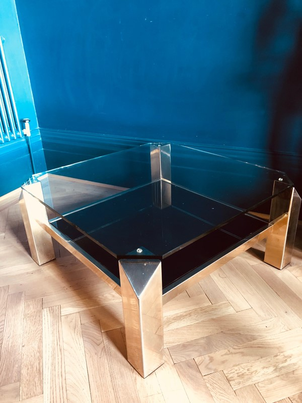 23 ct gold coffee table by Belgo Chrom-20th-century-filth-belgo-chrom-coffee-table-4-main-637013948579440409.jpg