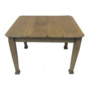 RocknRoll Oak Kitchen Table