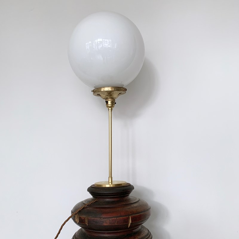 Large Turned Wood Lamp with Opaline Shade-agapanthus-interiors-large-turned-wood-lamp-with-brass-stem-and-opaline-shade-5-main-637082152397829471.jpeg
