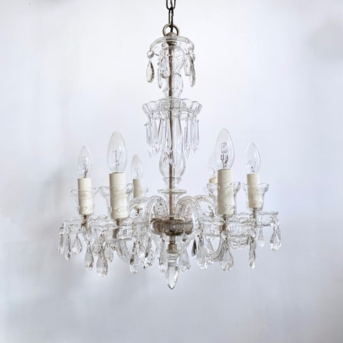 Czech Crystal Bohemian Chandelier