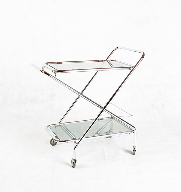 Vintage French chrome folding drinks trolley-amanda-leader-Glass_trolley1_main_636281944481295733.jpg