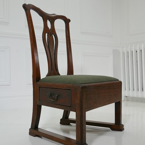 18th Century Lambing Chair