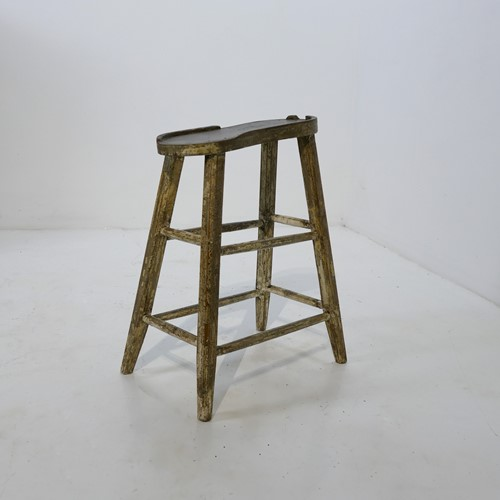 19th Century Lacing Stool