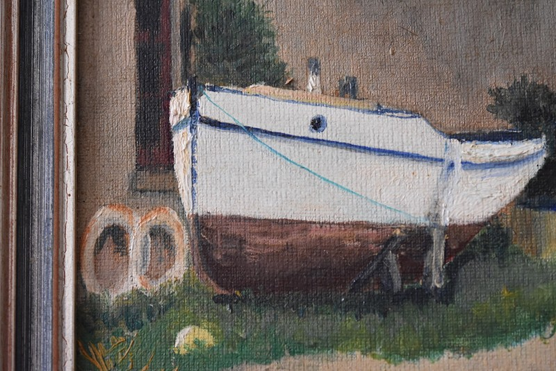 Periglis Quay, Isle of Scilly painting-antiques-decorative-PIC_1362-main-636656955041918619.JPG