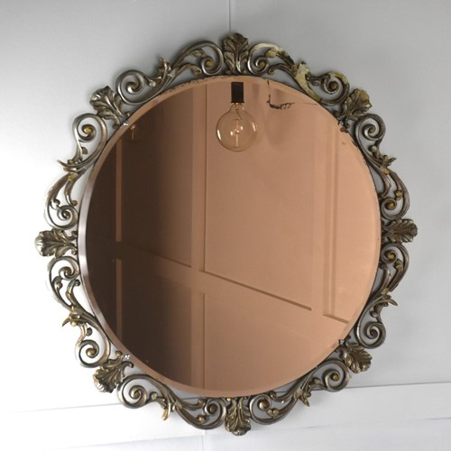 Decorative mid-century Mirror