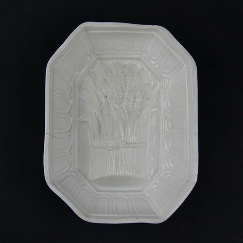 Spode Mould with Wheatsheaf
