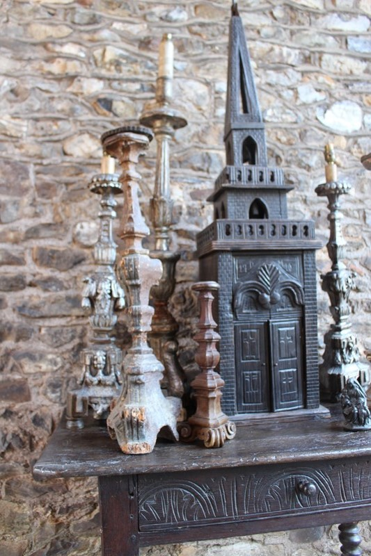 A collection of early pricket and candlesticks-archgothic-img-0416-main-637329362748191055.JPG