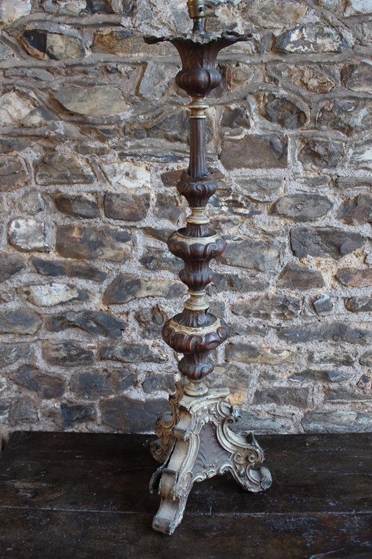 A collection of early pricket and candlesticks-archgothic-img-0419-main-637329362766159699.JPG