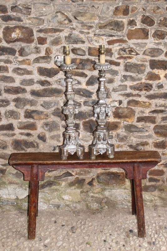 A pair of early silver gilt Pricket sticks-archgothic-img-6810-main-637100407044737945.JPG