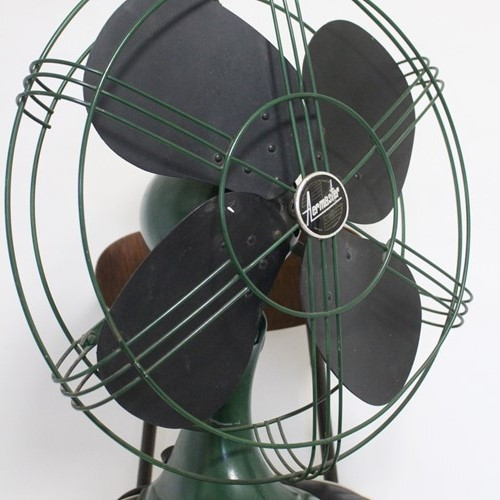 Summer coming. Massive Aermaster three speed fan