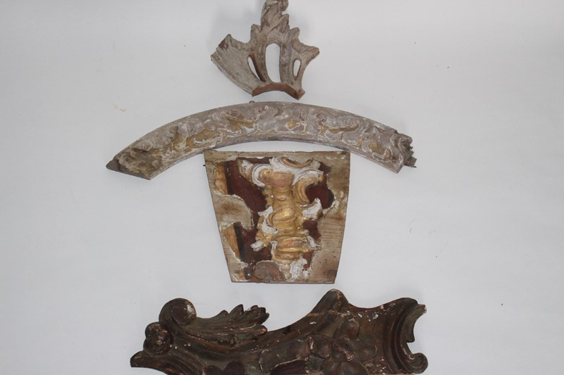 group of  early carved fragments. Baroque/ Rococo-archgothic-img-9110-main-637224785633247184.JPG