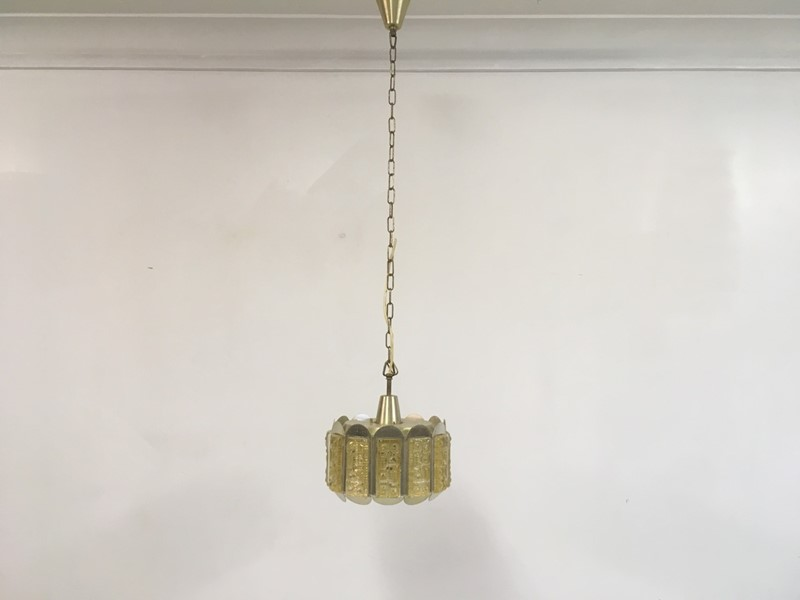 1970s Danish ceiling pendant probably by Lyskaer-august-interiors-121-main-636958751637102826.JPG