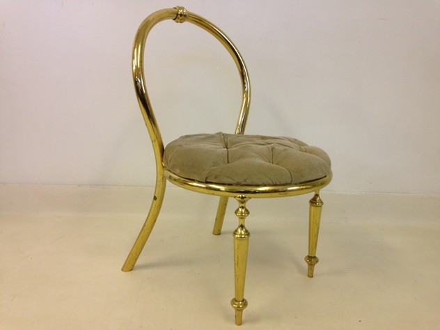 1970s brass chair-august-interiors-brass chair4_main.JPG