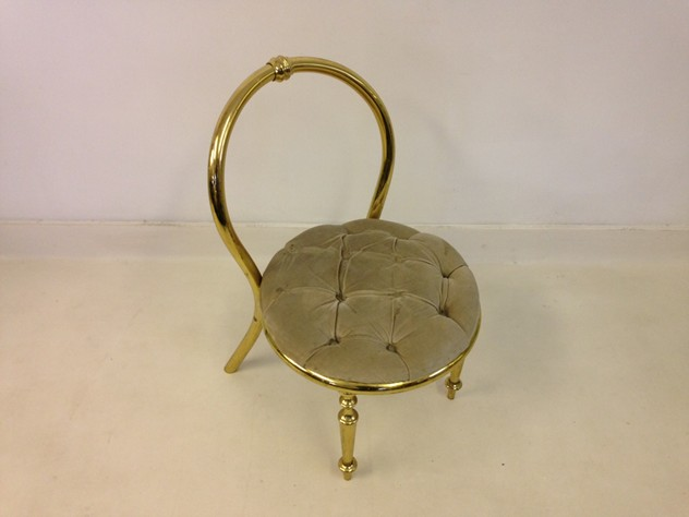 1970s brass chair-august-interiors-brass chair5_main.JPG