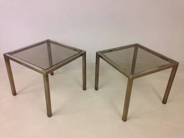 A pair of chrome side tables-august-interiors-chrome side tables1_main.jpeg