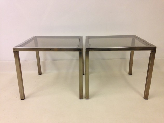 A pair of chrome side tables-august-interiors-chrome side tables4_main.jpeg