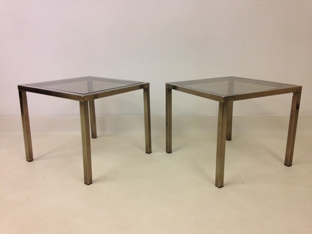 A pair of chrome side tables-august-interiors-chrome side tables5_main.jpeg