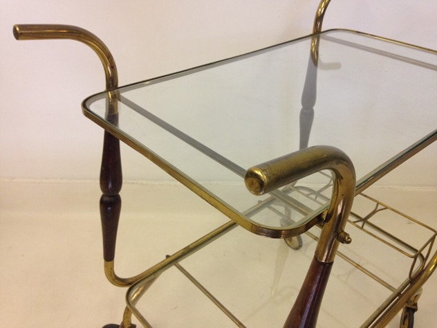 Italian brass and wood trolley-august-interiors-italian trolley5_main.JPG