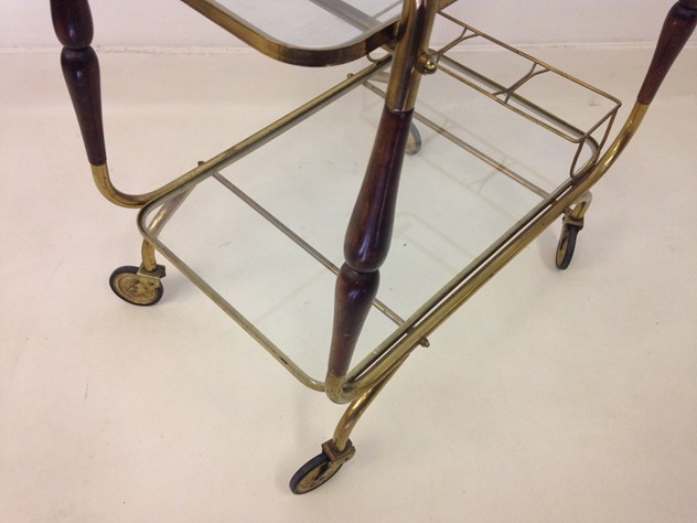 Italian brass and wood trolley-august-interiors-italian trolley6_main.JPG