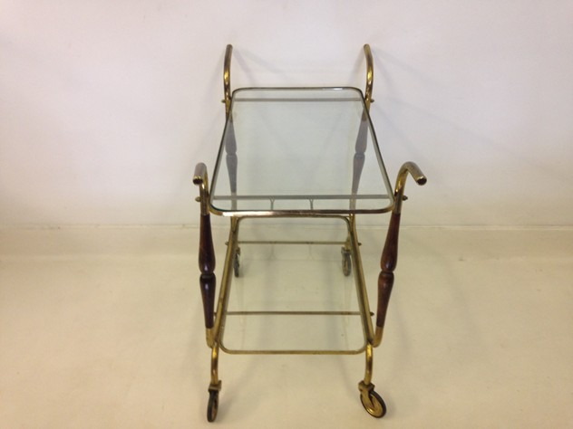 Italian brass and wood trolley-august-interiors-italian trolley7_main.JPG