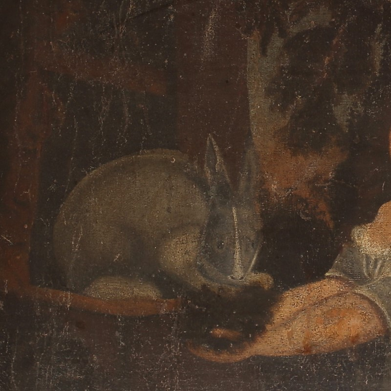 18th Century Oil Painting 'Girl with a Rabbit'-barnstar-girl-with-rabbit-3-main-637159211519030108.jpg