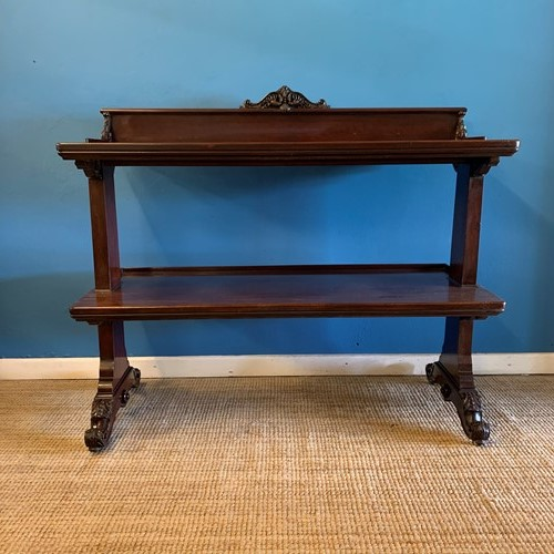 William IV Mahogany Buffet