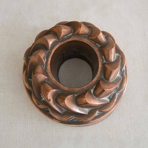 Copper ring mould