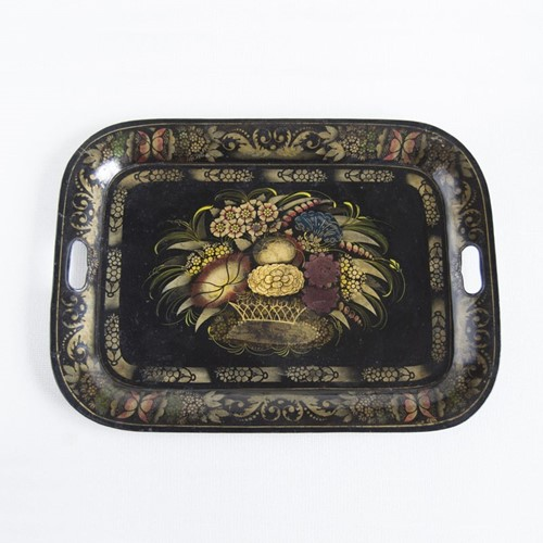 19th Century Tole Tray