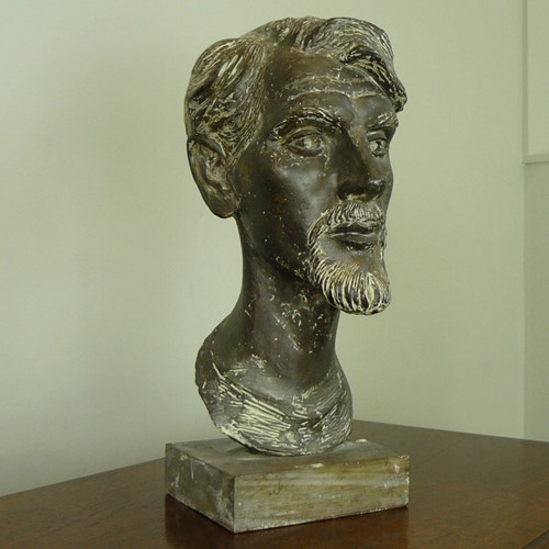 Bust of Mr Albert Pountney