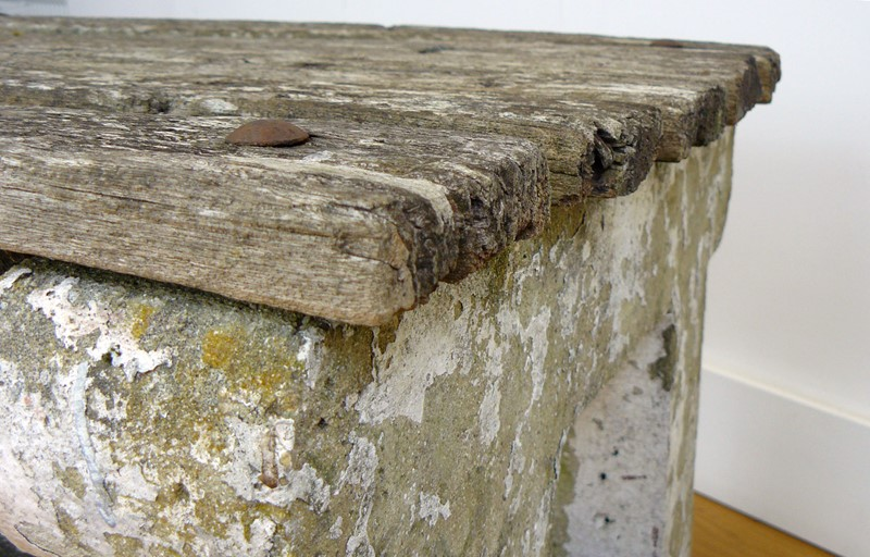 1930s Concrete and Wood Garden Bench Table-billy-hunt-vintage-concrete-canalside-table-0005-p1380066-main-637286108461280905.jpg