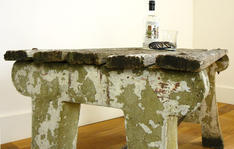1930s Concrete and Wood Garden Bench Table-billy-hunt-vintage-concrete-canalside-table-0009-p1380061-main-637286108824523329.jpg