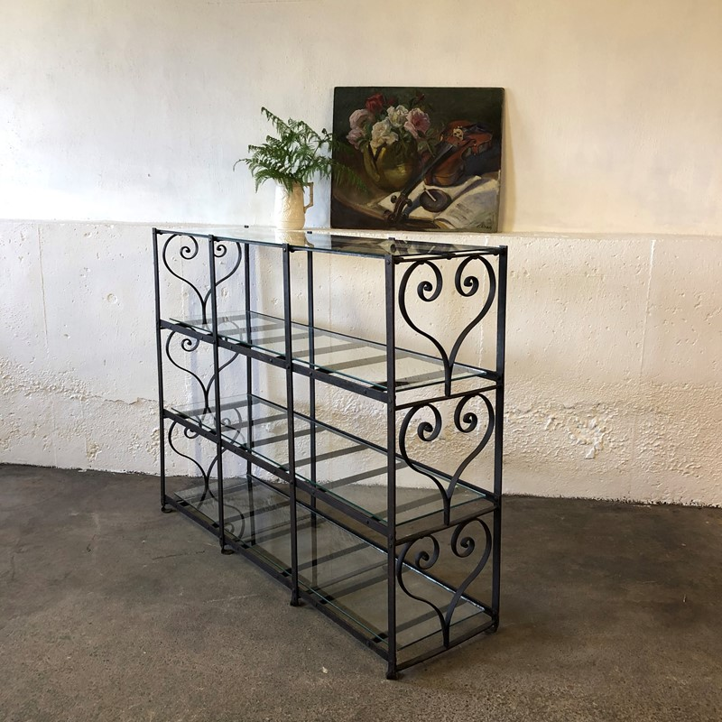 19th Century Wrought Iron Deed Rack Shelving-blackthorn-living-img-7275msp-main-637328636687513520.jpg