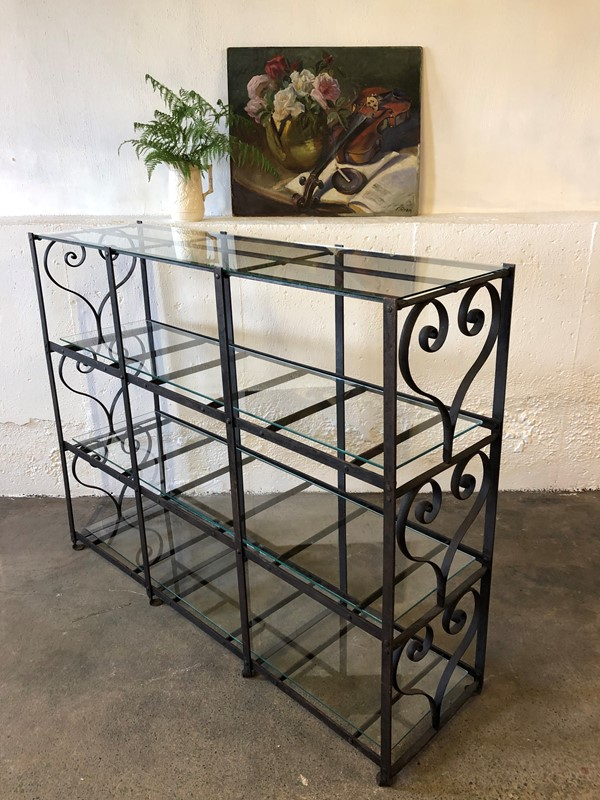 19th Century Wrought Iron Deed Rack Shelving-blackthorn-living-img-7278-2msp-main-637328637926125759.jpg