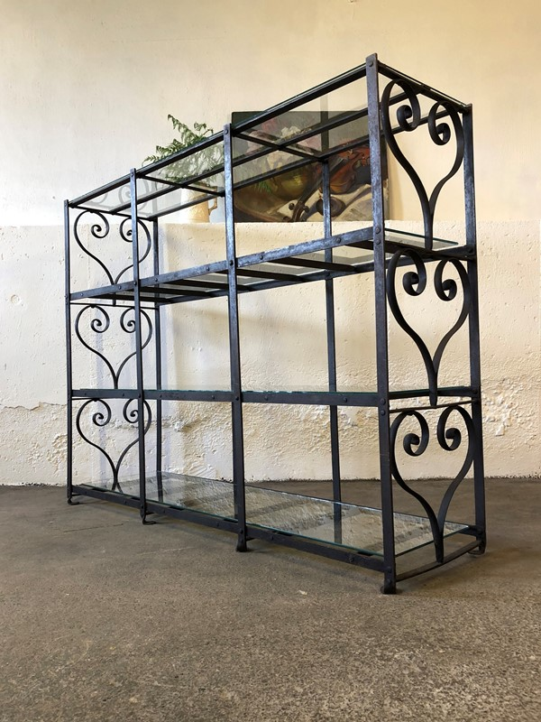 19th Century Wrought Iron Deed Rack Shelving-blackthorn-living-img-7282-2msp-main-637328632534742885.jpg