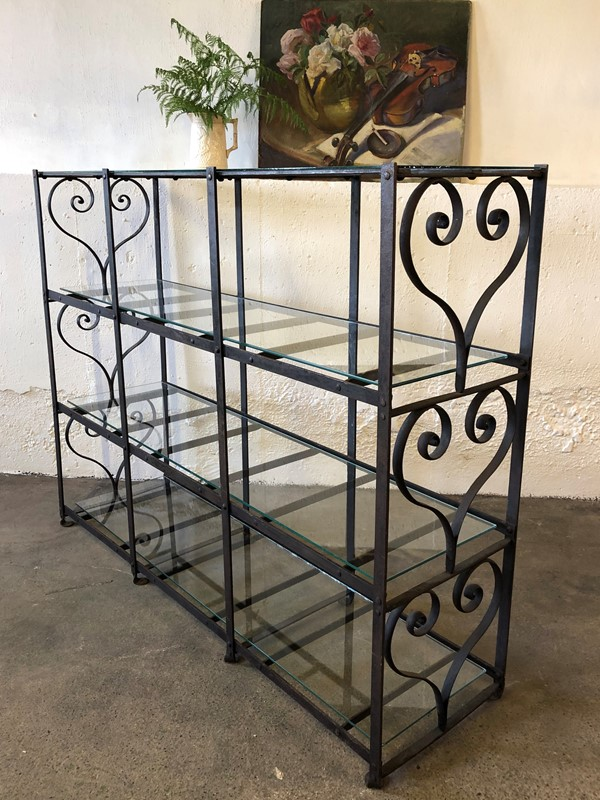 19th Century Wrought Iron Deed Rack Shelving-blackthorn-living-img-7285-2msp-main-637328631813307869.jpg