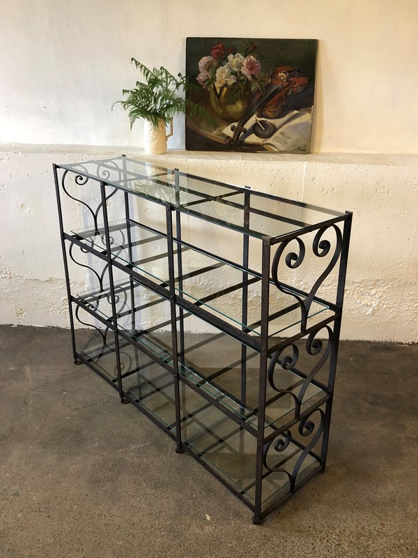 19th Century Wrought Iron Deed Rack Shelving-blackthorn-living-img-7287-2msp-main-637328631054522995.jpg