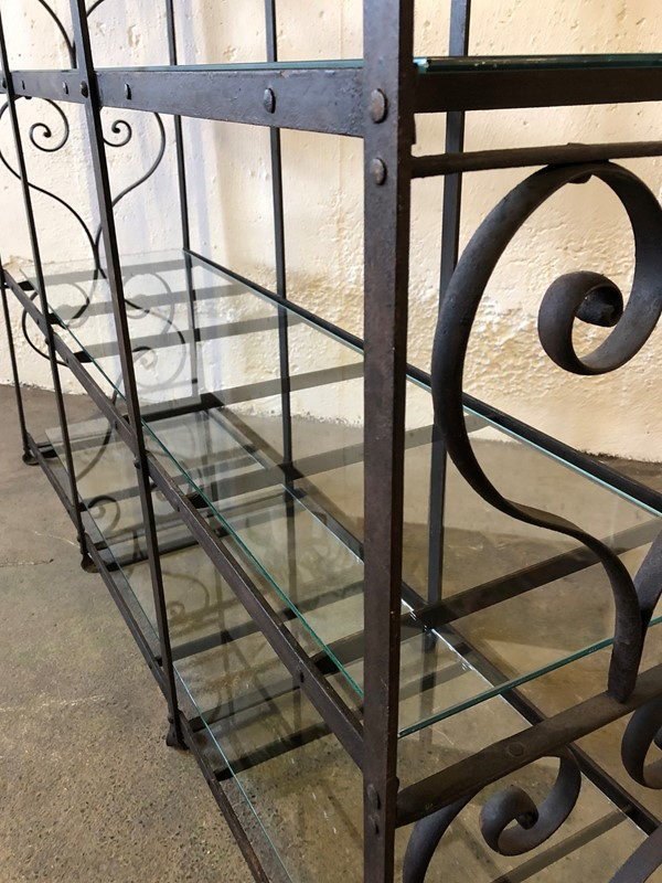 19th Century Wrought Iron Deed Rack Shelving-blackthorn-living-img-7289-2msp-main-637328635456182308.jpg
