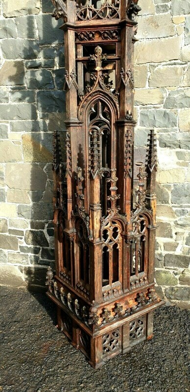 12-foot Gothic Revival Cathedral Canopy by A Pugin-clantiques-s-l1600-13-main-637414845223280236.jpg