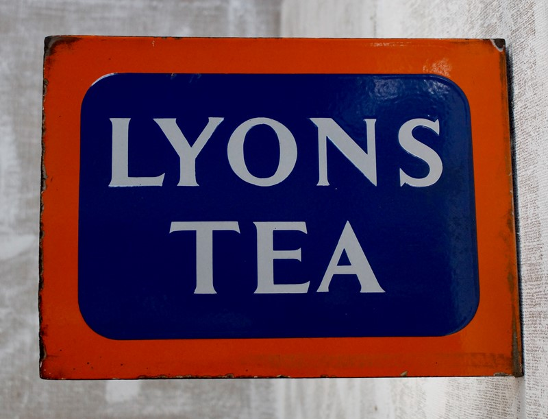 Double Sided Enamel Lyons Tea Advertising Sign-clubhouse-interiors-ltd--dsc1340-main-637284289413010993.jpeg