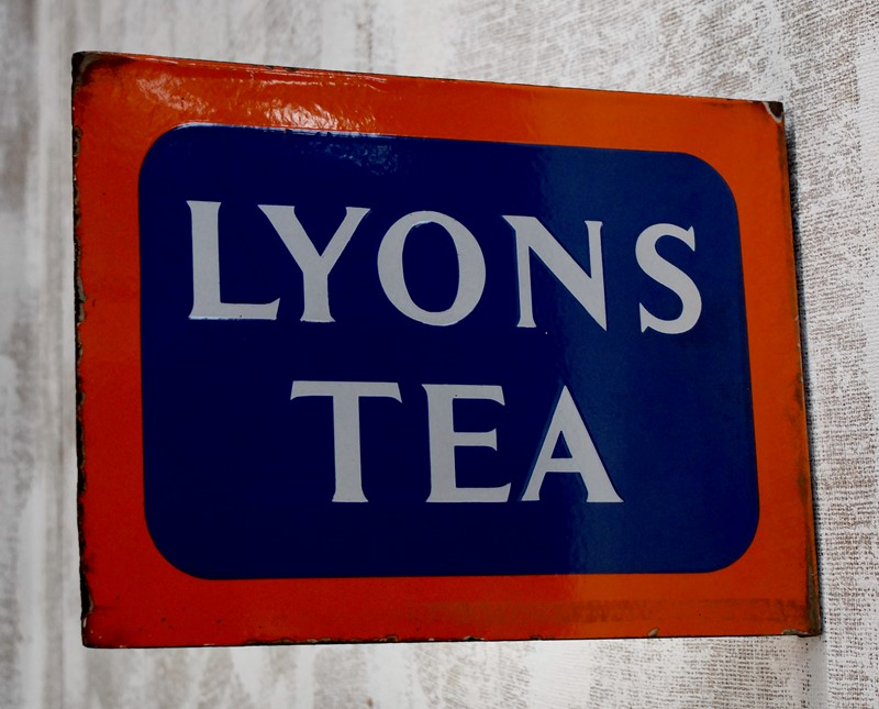 Double Sided Enamel Lyons Tea Advertising Sign-clubhouse-interiors-ltd--dsc1341-main-637284289762578426.jpeg