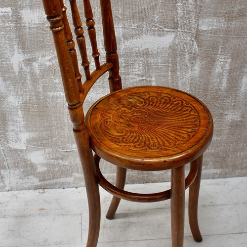 Edwardian Childs Correctional Chair