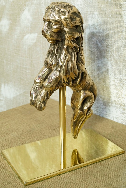 17th Century Bronze Mythical Serpent Lion On Stand-clubhouse-interiors-ltd--dsc3059-main-637401678853054859.jpeg