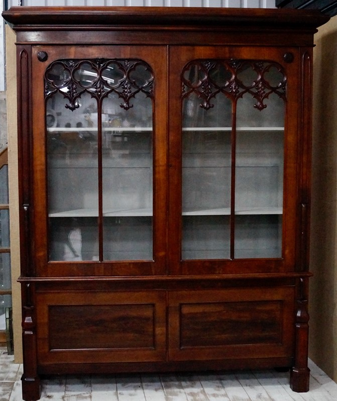 Antique Rosewood Gothic Bookcase-clubhouse-interiors-ltd--dsc4323-main-637473526655669679.jpeg