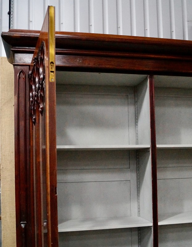 Antique Rosewood Gothic Bookcase-clubhouse-interiors-ltd--dsc4333-main-637473526984570932.jpeg
