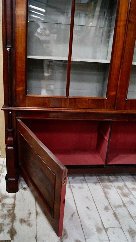 Antique Rosewood Gothic Bookcase-clubhouse-interiors-ltd--dsc4335-main-637473527047071150.jpeg