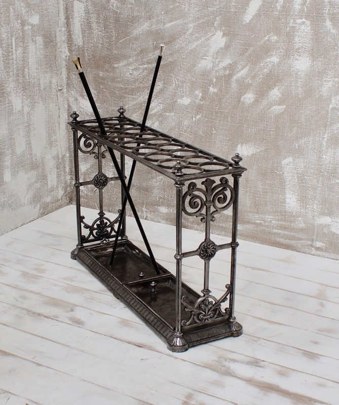 19th Century Coalbrookdale Cast Iron stick Stand-clubhouse-interiors-ltd--dsc8346-main-636961148254745816.jpg