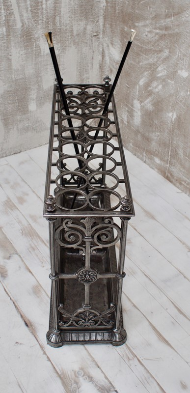 19th Century Coalbrookdale Cast Iron stick Stand-clubhouse-interiors-ltd--dsc8347-main-636961148271620669.jpg