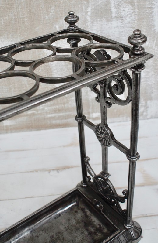 19th Century Coalbrookdale Cast Iron stick Stand-clubhouse-interiors-ltd--dsc8365-main-636961150454597409.jpg