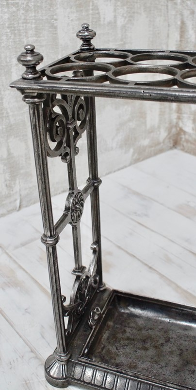 19th Century Coalbrookdale Cast Iron stick Stand-clubhouse-interiors-ltd--dsc8366-main-636961150489128509.jpg