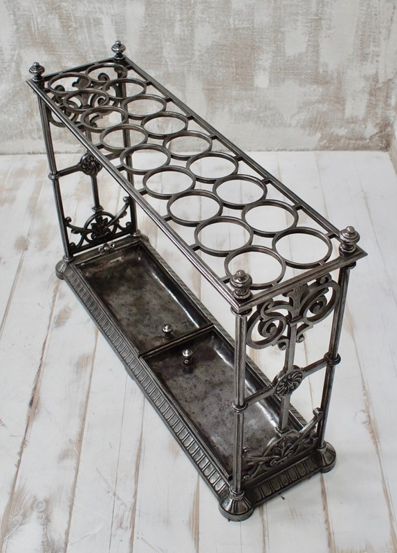 19th Century Coalbrookdale Cast Iron stick Stand-clubhouse-interiors-ltd--dsc8367-main-636961150522097004.jpg